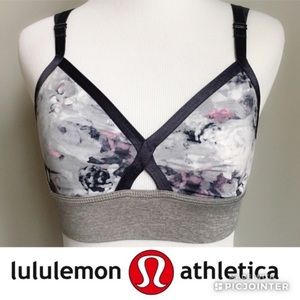 "Lululemon ""If your lucky sports bra"""